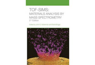 TOF-SIMS: Surface Analysis by Mass Spectrometry